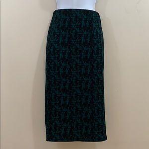 Love Culture Elastic Waistband Skirt  Size L